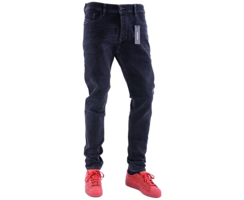 b68edb8deffb DIESEL TEPPHAR 084HQ W27 - W36 L30 L32 Mens Denim Jeans Stretch Slim Fit  Carrot