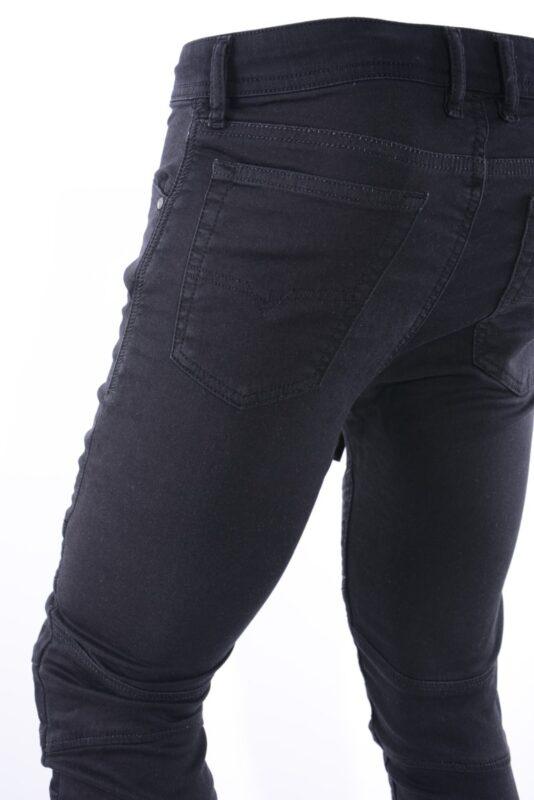 2235bbbf HomeMenJeansDIESEL BAKARI NE 0678E W28 L26 Mens Denim Sweat Jogg Jeans  Regular Slim Straight. -10%. 🔍. 1; 2; 3