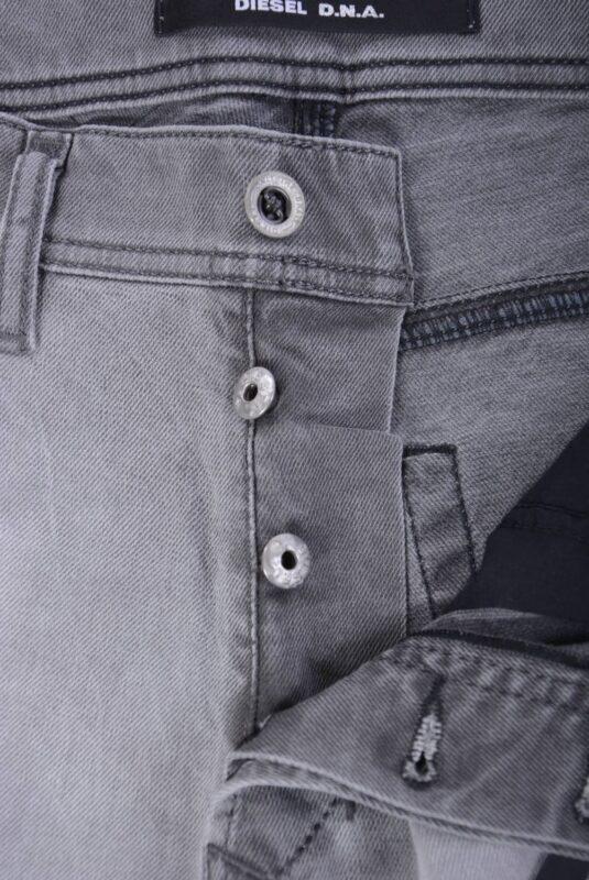 49a65602 HomeMenJeansDIESEL TEPPHAR 0682V Mens Denim Jeans D.N.A Division Lyocell  Slim Carrot. -30%. 🔍. 1; 2