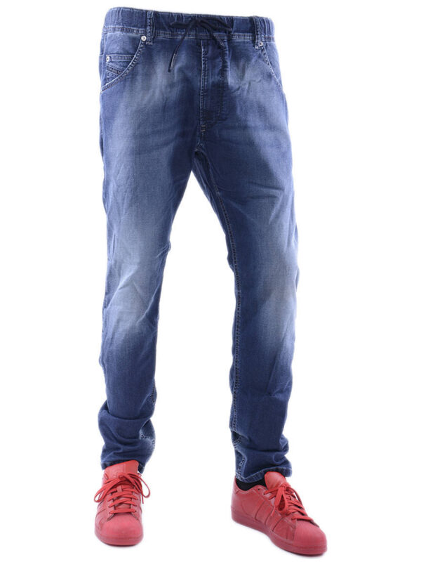 22c3b703 HomeMenJeansDIESEL KROOLEY NE 0674Y W32 L32 Mens Denim Sweat Jogg Jeans  Slim Fit Carrot. -10%. 🔍. 1; 2; 3