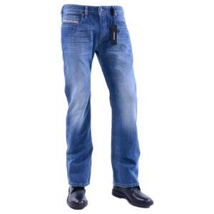 the best attitude unique design autumn shoes DIESEL ZATINY 0R84A W31 L30 Mens Denim Jeans Stretch Regular Fit Bootcut