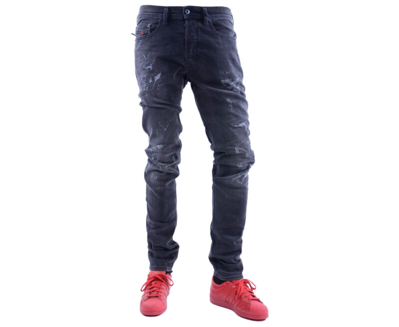 592fa3be43b DIESEL TEPPHAR 0683P W32 L34 Mens Denim Jeans D.N.A Stretch Slim Fit ...