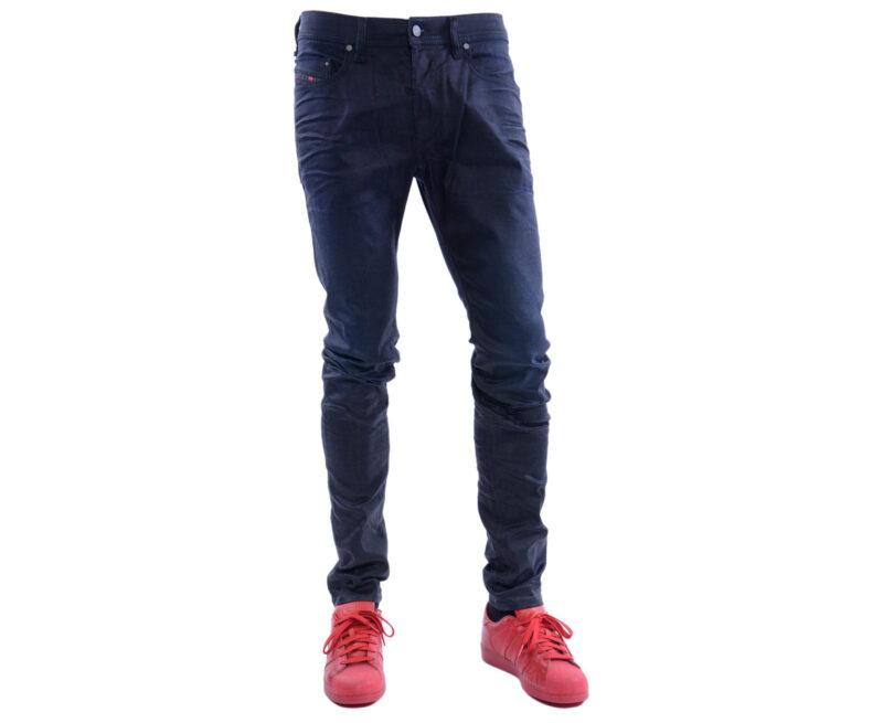 021efc6d HomeMenJeansDIESEL TEPPHAR 0844H W29 W31 L32 Mens Denim Jeans Stretch Slim  Fit Carrot. -33%. 🔍. 1; 2