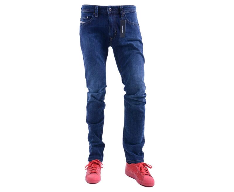544d9234 DIESEL THAVAR RV418 W31 - W36 L30 L32 Mens Denim Jeans Stretch Slim Fit  Skinny