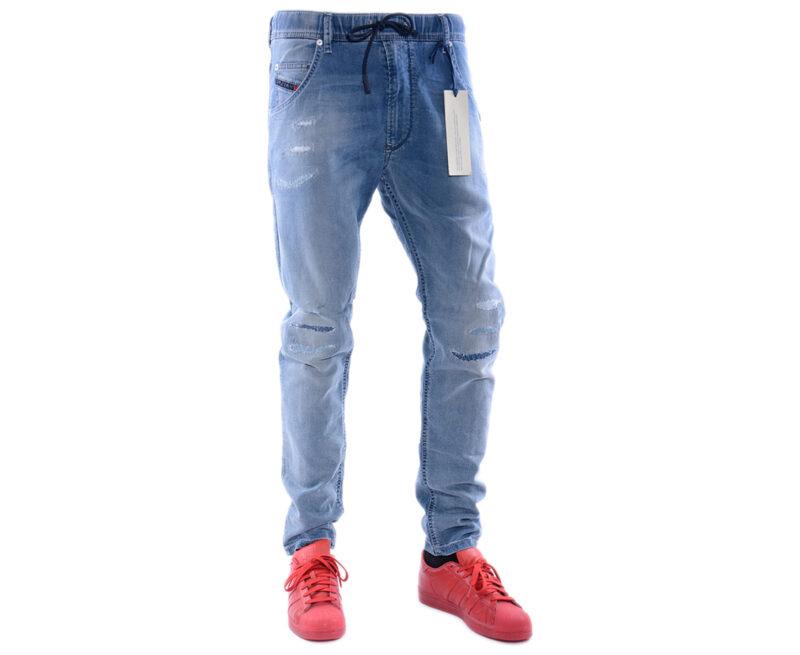 4a4a4cdb HomeMenJeansDIESEL KROOLEY NE 0681I W30 L32 Mens Denim Sweat Jogg Jeans  Slim Fit Carrot. -63%. 🔍. 1; 2; 3