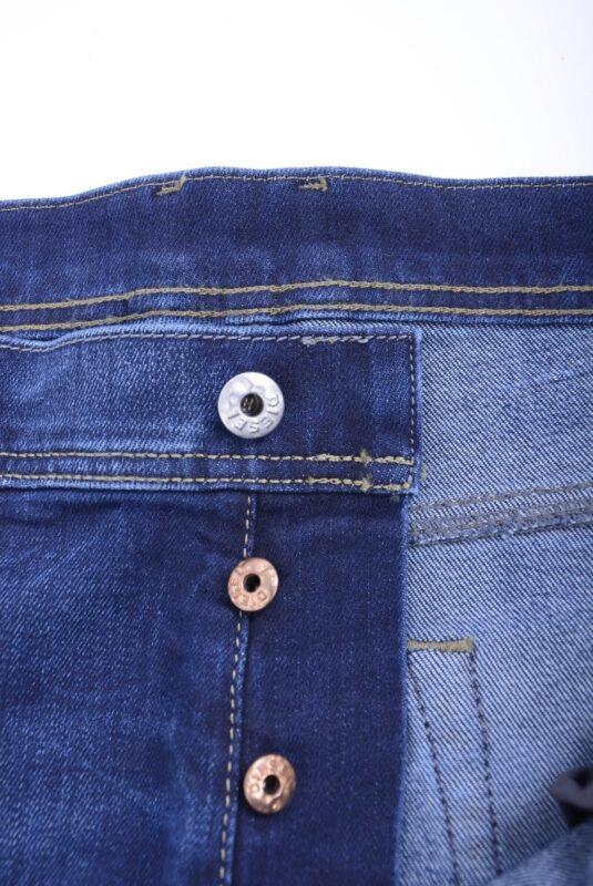 DIESEL Tepphar 0676M W32-W36 L32 L34 Jeans Denim Uomo DNA Slim Fit Carota