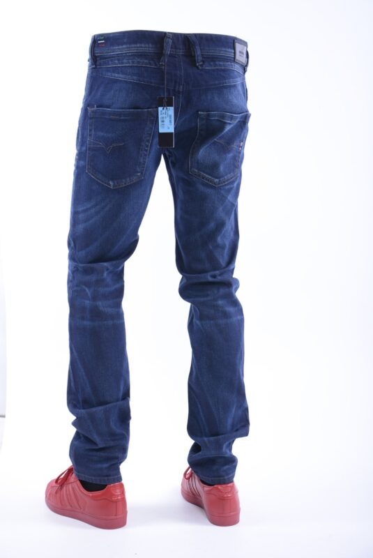 9f59cb90 HomeMenJeansDIESEL BELTHER 0848V W29 L32 Mens Denim Jeans Stretch Regular  Slim Tapered. -39%. 🔍. 1; 2; 3
