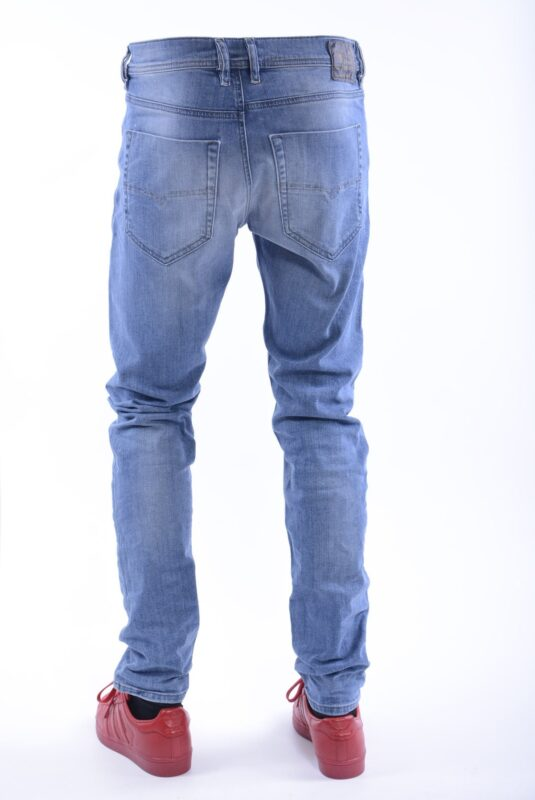 2470fb61 DIESEL TEPPHAR R2H48 W28 - W34 L30 L32 Mens Denim Jeans Stretch Slim ...