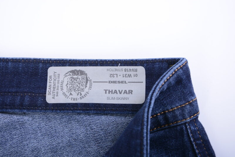 99e8a3ab W36 L30 L32 Mens Denim Jeans Stretch Slim Fit Skinny Clothing, Shoes &  Accessories DIESEL THAVAR ...