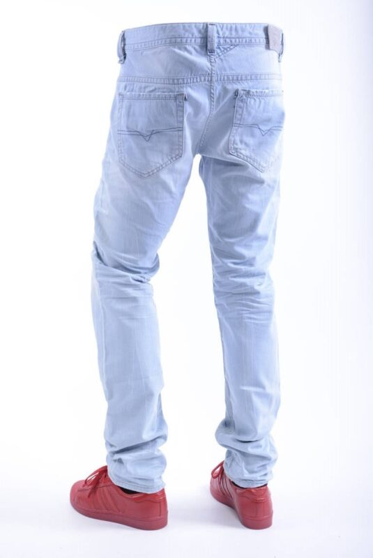 146722fd DIESEL THAVAR 0852I W27 - W36 L30 L32 3D EVO Mens Denim Jeans Slim ...