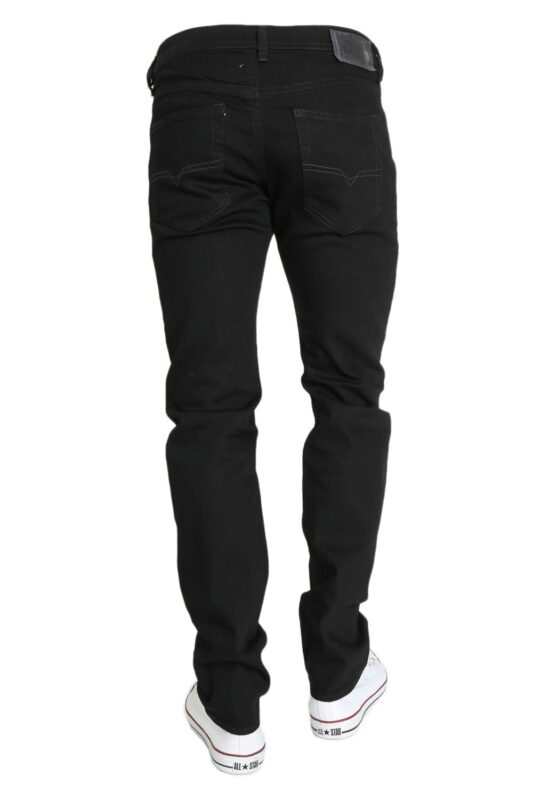 6dfd95d7 DIESEL BUSTER 0886Z W29 - W36 L30 L32 Mens Denim Jeans Regular Slim ...