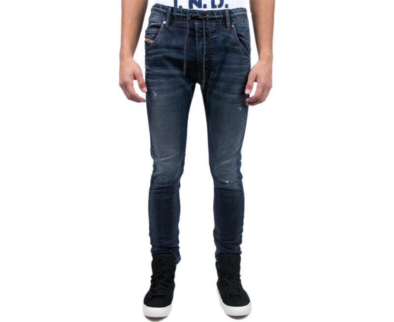 37a93d4d DIESEL KROOLEY NE 0669D W26 – W30 L28 – L30 Mens Denim Jogg Jeans Slim  Tapered