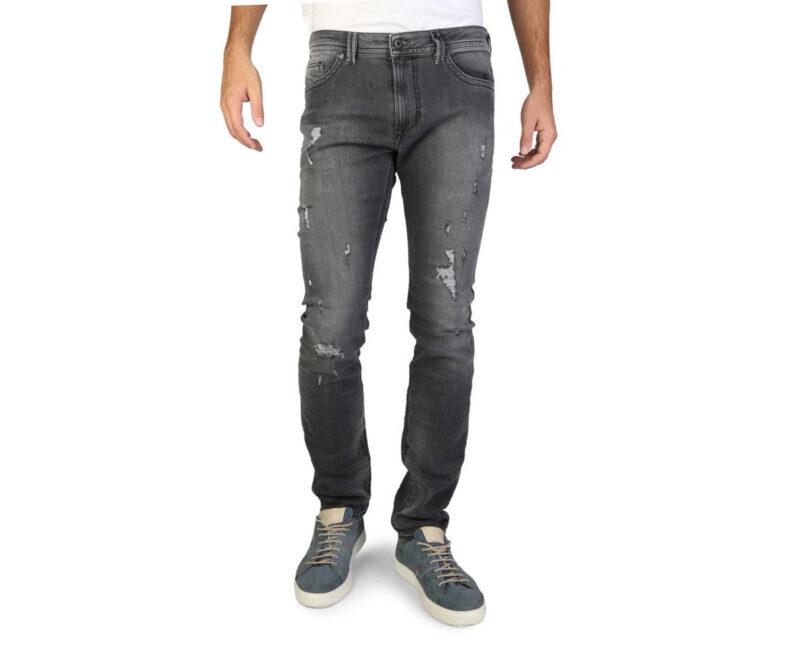 a180b1fc DIESEL THAVAR 0673P W33 W34 L32 L34 Mens Denim Jeans Stretch Slim Fit Skinny