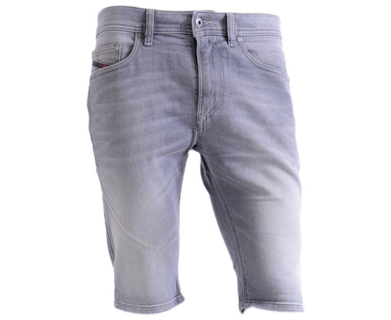34c39052a8 DIESEL THASHORT 0839N Mens Denim Jeans Shorts Stretch Summer Casual  Beachwear - topbrandoutlet