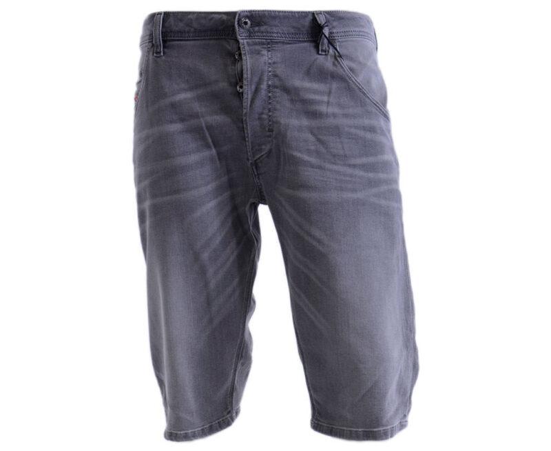 b591715d DIESEL KROSHORT R93NB Mens Denim Jeans Shorts Stretch Summer Casual ...