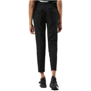 diesel p theas pants aw 16 w24 - w32 womens chino trousers black slim fit skinny leg