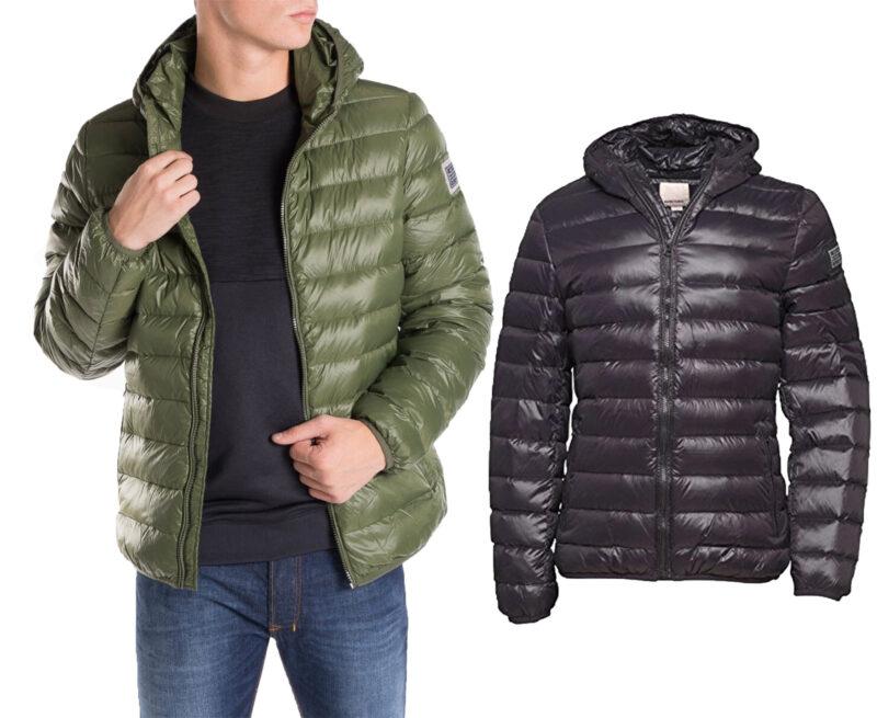 1706778ba4b DIESEL WILLIS R Mens Jacket Padded Quilted Winter Outwear Down ...