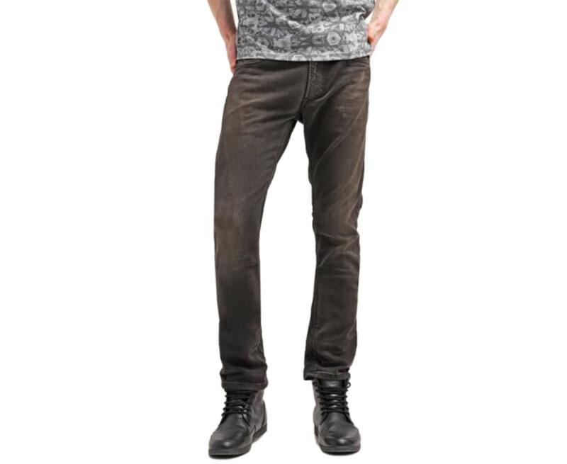 e15f019e DIESEL THAVAR SP NE 0848G W32 Mens Denim Sweat Jogg Jeans Slim Fit ...