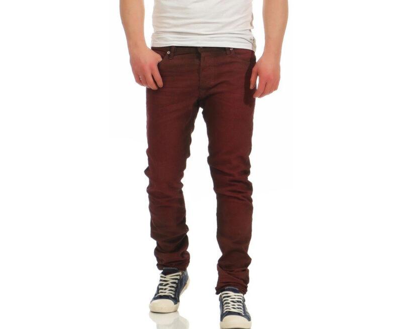 8b14a9cc HomeMenJeansDIESEL TEPPHAR 0858X W34 W36 L34 Mens Jeans Slim Fit Carrot.  -28%