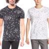 diesel t diego gw mens t-shirt short sleeve crew neck casual cotton summer tees
