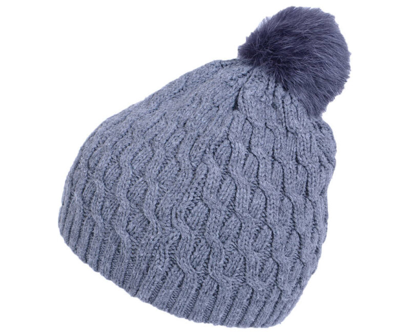 a345441091568 DIESEL K-SENTA B Mens Knitted Beanie Hat Woolly Bobble Cap Ribbed ...