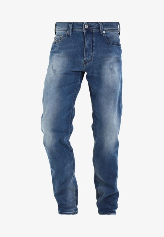 diesel larkee beex 084nv mens denim jeans lyocell regular fit tapered pant italy