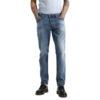 diesel larkee beex 084rb mens denim jeans lyocell plain regular fit tapered
