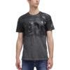 diesel t rodol mens t shirt short sleeve crew neck graphic print casual wear