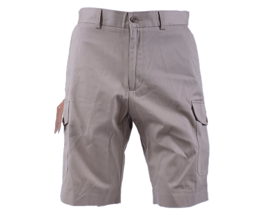 farah mens chino fahs4022 shorts cargo combat cotton summer casual short pants