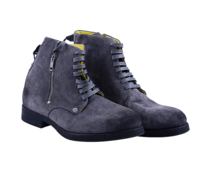 fda005b4b05 Details about DIESEL VICIOUS D Mens Boots Sued Leather Casual Chester Shoes  Hi Top Sneakers