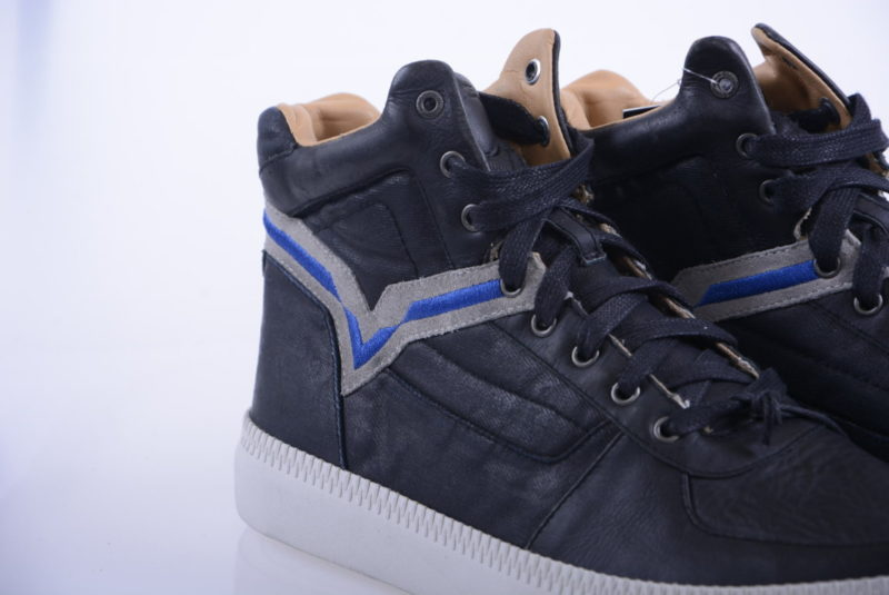 diesel mens sneakers high neck lace up trainers basketball shoes f4-2856