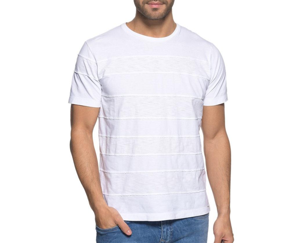 DIESEL T-EWELL Mens T-Shirt Short Sleeve Crew Neck Casual Tees