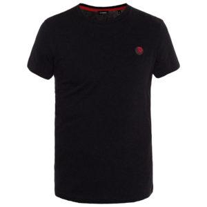 DIESEL DVL-ML-RE Mens T-Shirt Short Sleeve Crew Neck Casual Tees