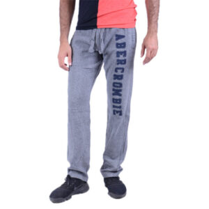 a and f mens fleece jogging bottom training gym running yoga workout sweatpants