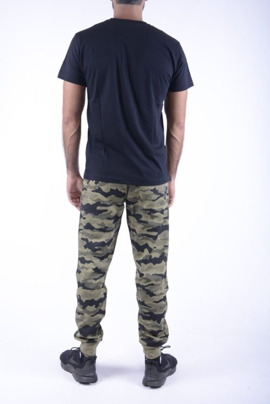 diesel umlb peter mens jogging bottom military jersey camouflage sweatpants
