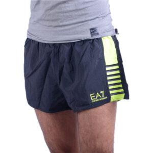 emporio armani ea7 902008 mens swim shorts trunks summer beach black swimwear