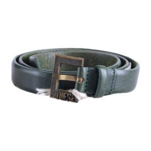 diesel bimassi 57e mens belts genuine cow leather casual waist belt italy