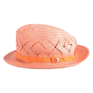 diesel cicily 0paeq 36l womens fadora hat casual homburg summer tribly cap italy 1 of 4