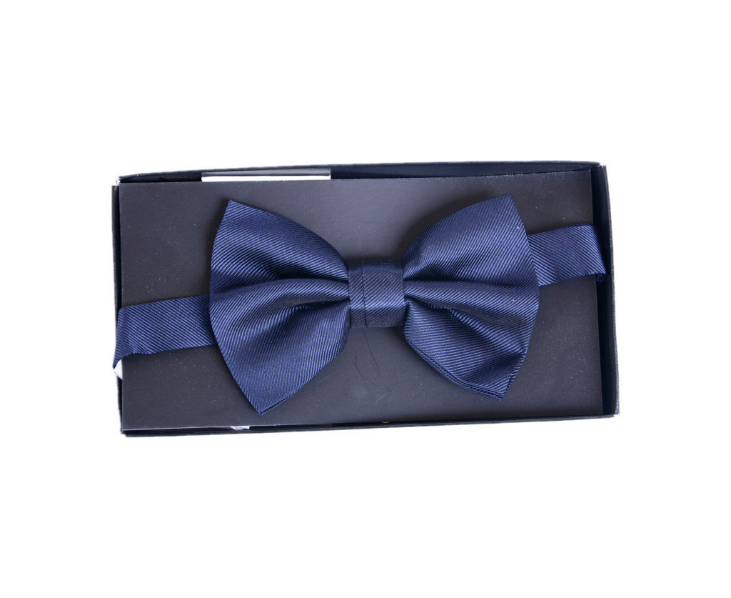 armani collezioni mens silk bow tie self tied plain formal wedding made in italy