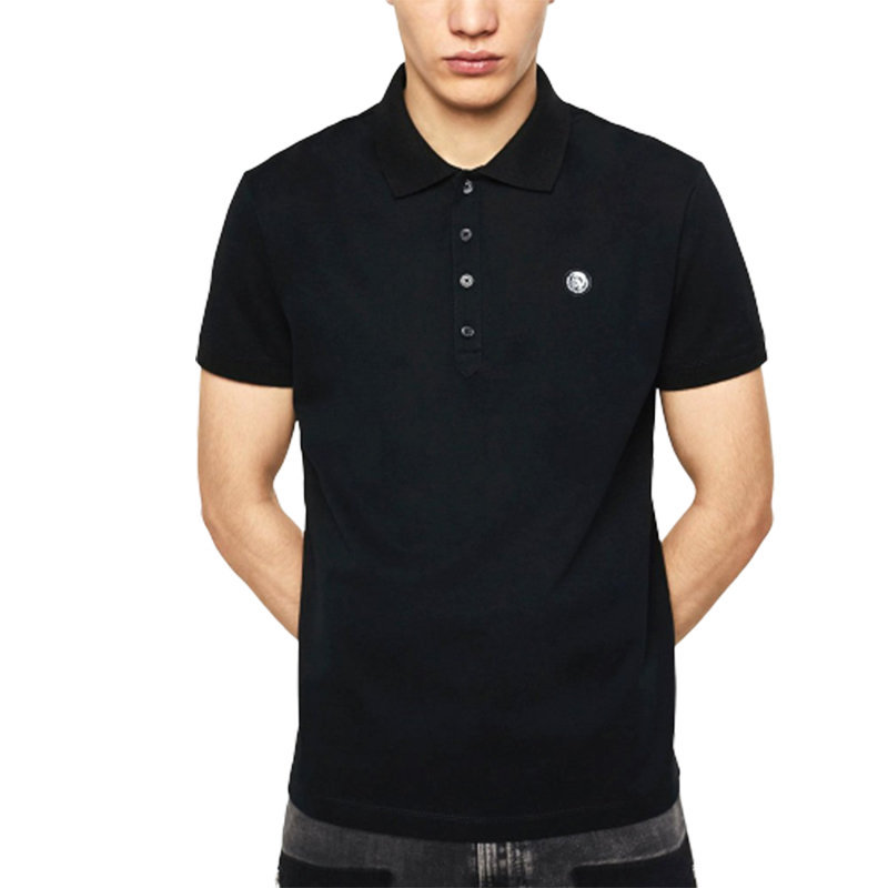 diesel t weet 900 mens polo t shirt short sleeve casual summer cotton golf tee