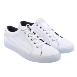 diesel d string low mens trainers genuine leather lace up shoes rrp-159.99