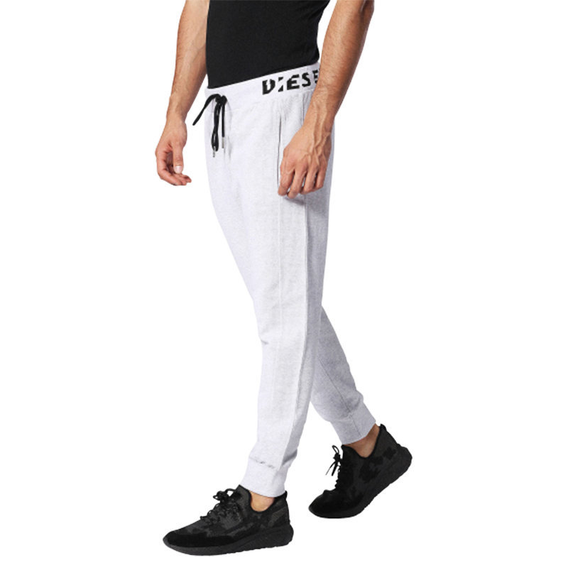 diesel p moons 912 mens jogging bottom jersey jogger sweatpants tracksuit bottom