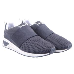 diesel s kb elastic womens trainers casual sneakers black running shoes rrp-150