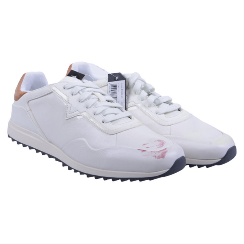 diesel s-swifter mens trainers casual lace up white shoes rrp-119.99