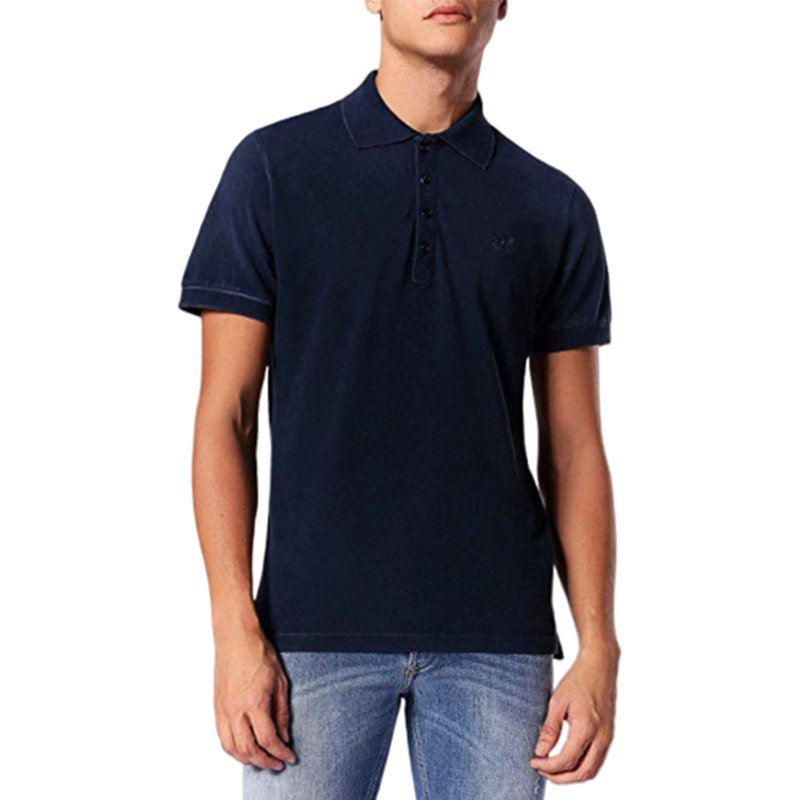 diesel t night 81e mens polo t shirt short sleeve casual summer cotton golf tee