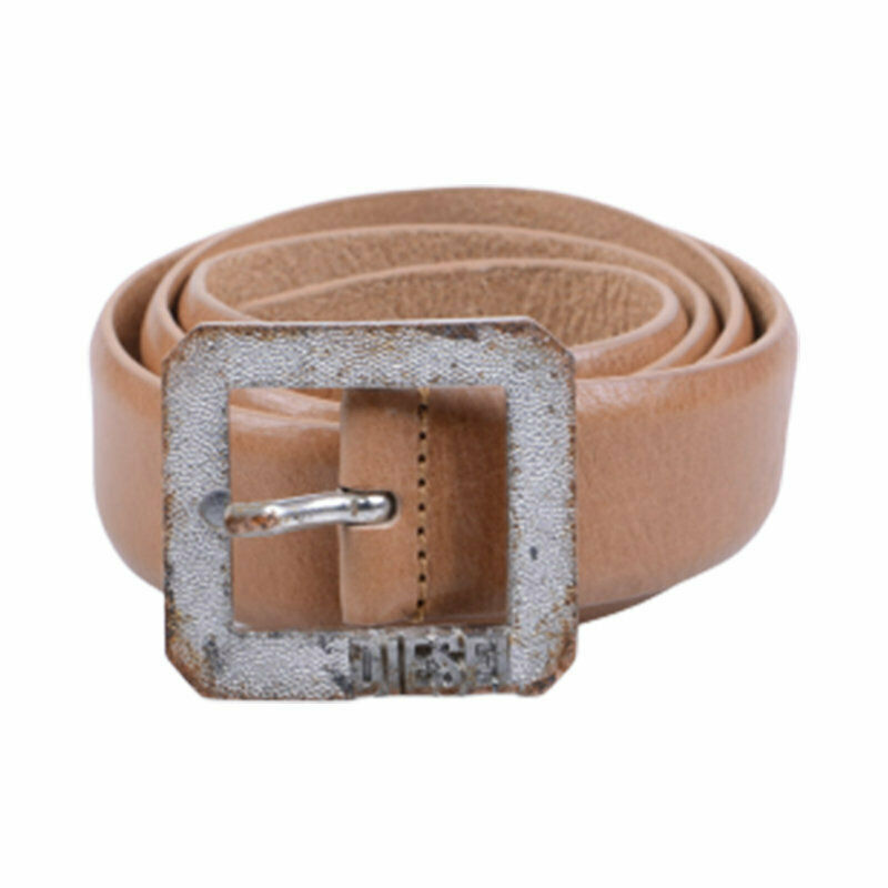 diesel bakir 00s1r1 mens belts genuine leather vintage casual waist belt italy