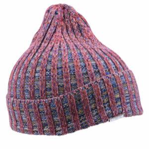 diesel k ankori 0wadj 43la womens beanie hat unisex winter cap red made in italy 1 of 3