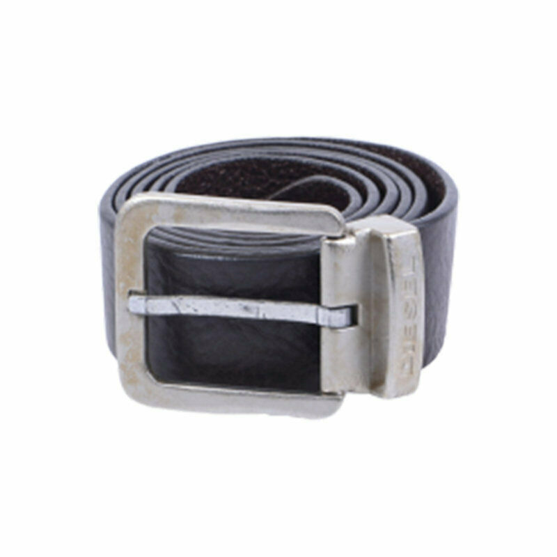 diesel begles 00s3bs mens belts genuine leather vintage casual waist belt italy