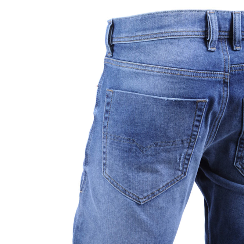 DIESEL TEPPHAR 084NH Mens Denim Jeans D.N.A Slim Fit Carrot