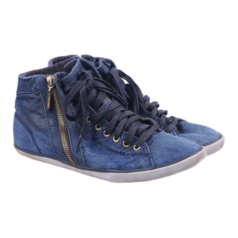 diesel beach pit w womens trainers lace up sports sneakers casual shoes rrp-190